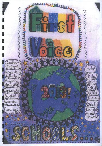 First Voice - Schools, 2013