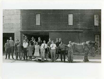 Manawatū Flour Mills Staff