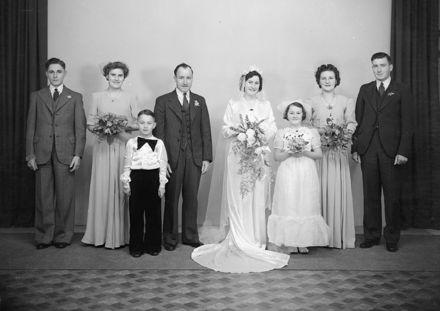 Martin Wedding Party