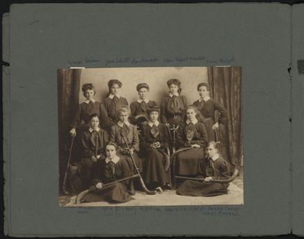 Craven School for Girls Photograph Album 4