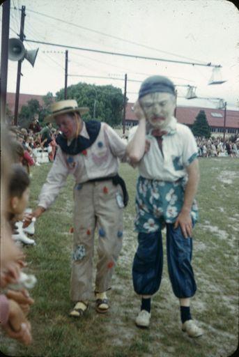 Floral Festival parade