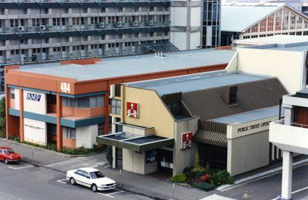 AMP and Public Trust buildings