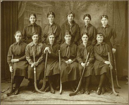 Craven School Hockey Team