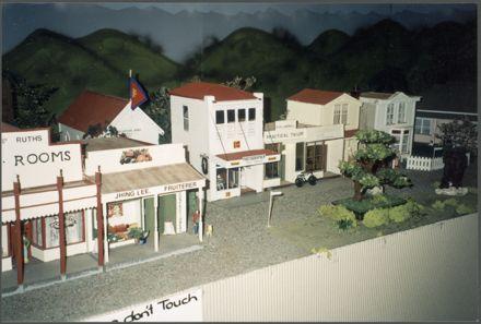 """Flaxville"" Model Village, Shannon"