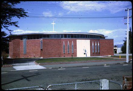 St Mary's Catholic Church, Ruahine St