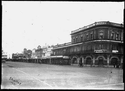 Rangitikei Street to Coleman Place