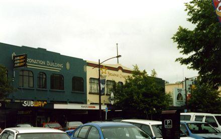 Coronation Building and Broadway Chambers