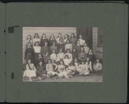 Craven School for Girls Photograph Album 5