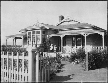 Unidentified villa