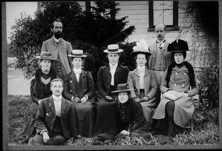 Staff of College Street School