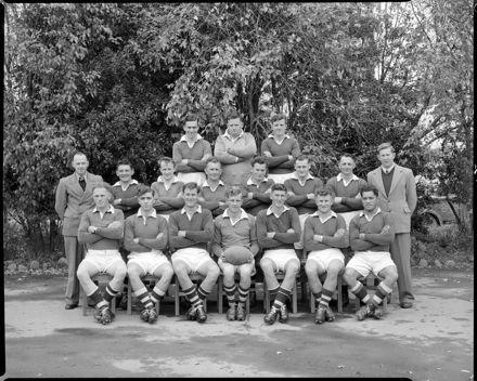 Shannon Football Team
