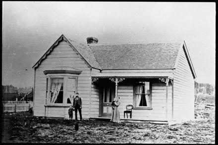 Original Vautier Homestead