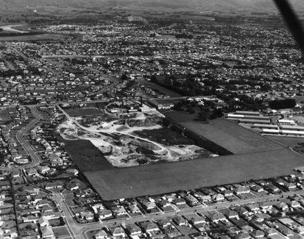 Aerial View of Roslyn