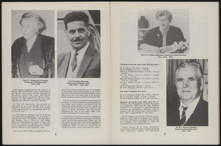 History of the St John Ambulance Association Manawatu, 1900-1975 6