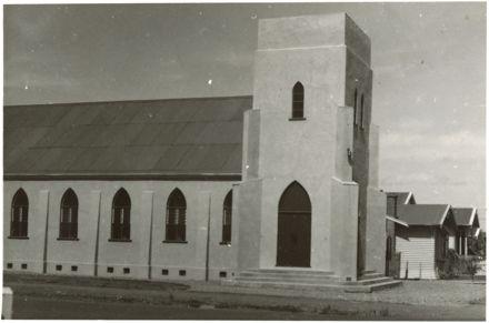 Seventh Day Adventists Church, corner of Ferguson and Morris Streets