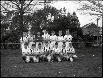 MFA Midget Soccer Team