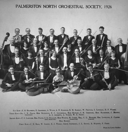 Palmerston North Orchestra Society