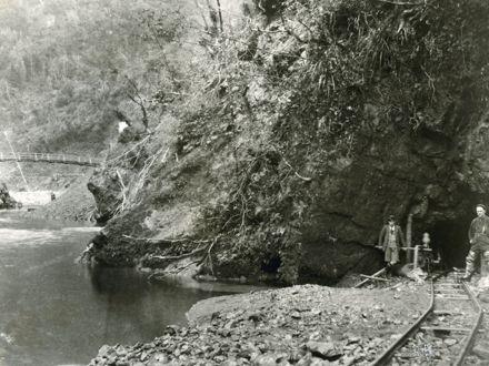Bypass Tunnel - Mangahao Electric Power Scheme
