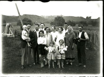 The Wildbore and Sandbrook Families