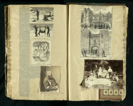 Louisa Snelson's Scrapbook - Page 163