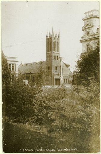 All Saints Church, The Square