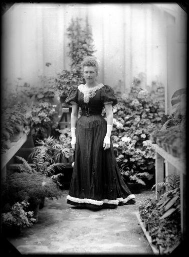 Clara Shailer in Glasshouse, Scandia (Albert) Street