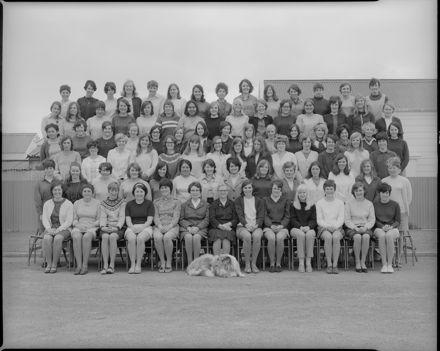 Blair Tennent Teachers College Group, 1969