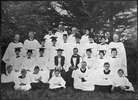 St Peters Anglican Church Choir