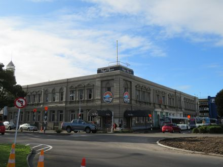 126-136 The Square – Former Palmerston North Chief Post Office