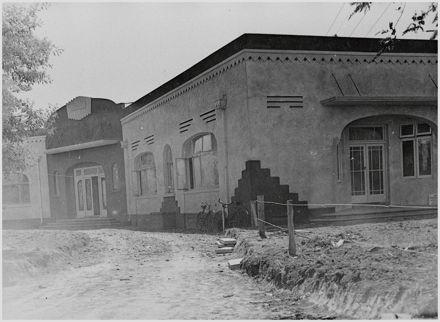 'Aorangi' private hospital, Grey Street