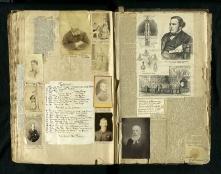 Louisa Snelson's Scrapbook - Page 110