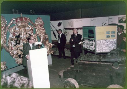 Opening of Vasa Exhibition at the Manawatu Museum 2
