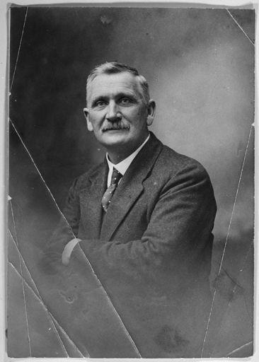 A O Buchler, First Headmaster of West End School