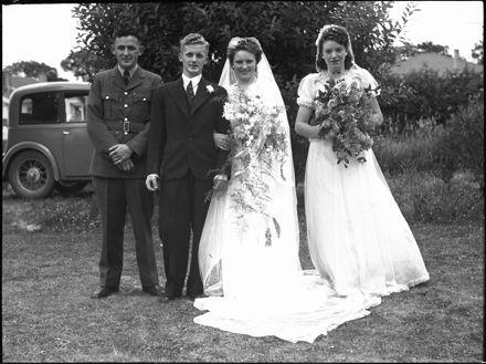 Mr and Mrs Cox wedding, Feilding
