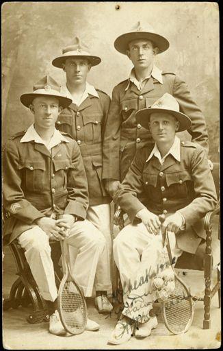Army tennis team