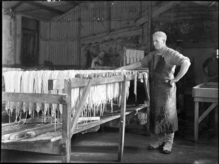 Workman, Longburn Freezing Works
