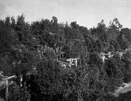 Pergola, Victoria Esplanade