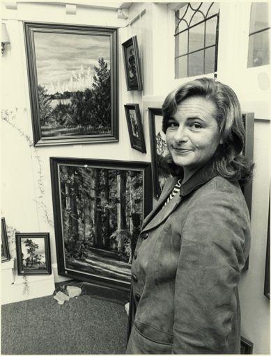 Judith Moreton, Artist