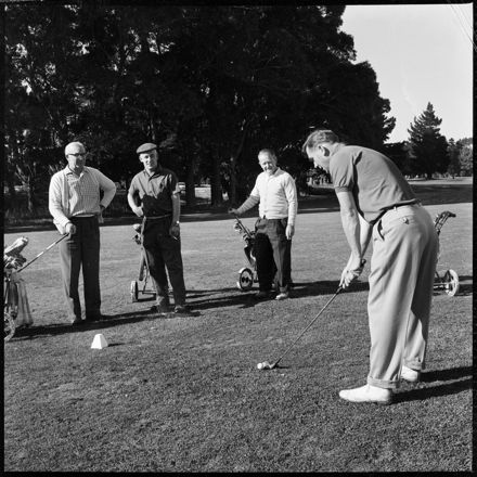 """Easter Golf Tournament"""