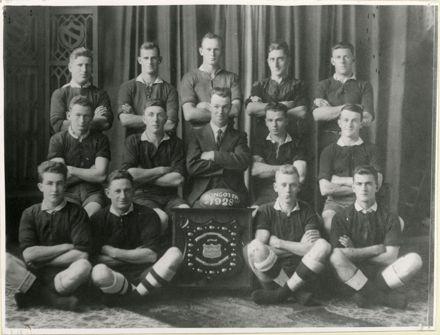 Rongotea Rugby Football Club's Senior Team