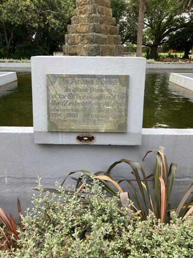 Awapuni Medical Corps Memorial