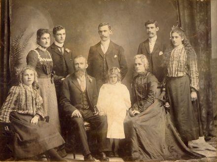 Collinson Family Portrait