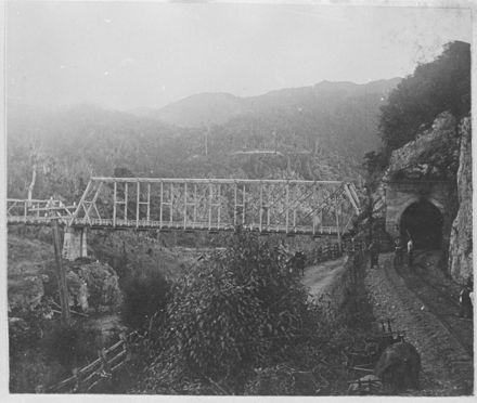 Ballance Bridge, near Woodville