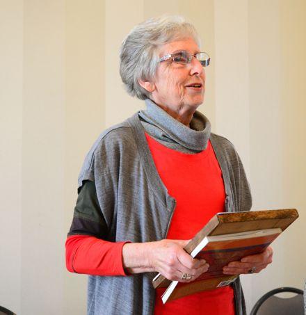 Dorothy Pilkington, Local Historian of the Year