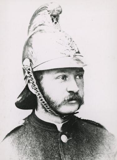 Captain Albert Tingey