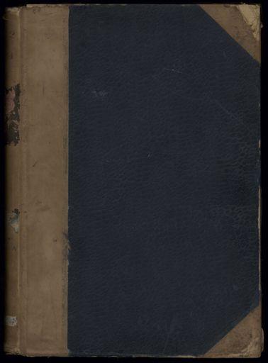 Palmerston North Borough Council Rate Book 1902-1903