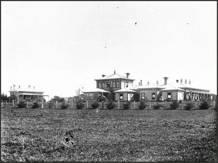 Palmerston North Hospital, Ruahine Street