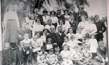 Bauckham Family Gathering, Ashhurst