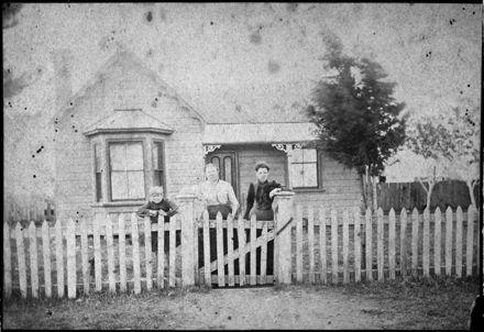 Residence of William Smith, Alexandra Street