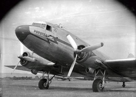 'Popotea' Aircraft